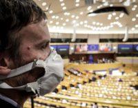 В Европарламенте поселят бездомных