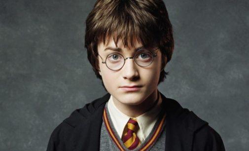 Ностальгия: всплыли снимки «Гарри Поттера» в столичном метро