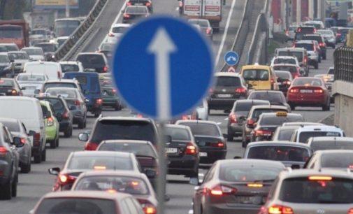 Киев сковали многочисленные пробки: карта сложных участков