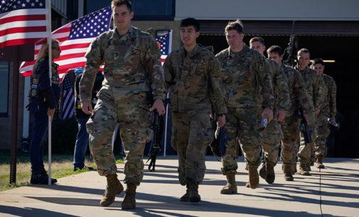 На военной базе в США произошла стрельба, стели известны подробности