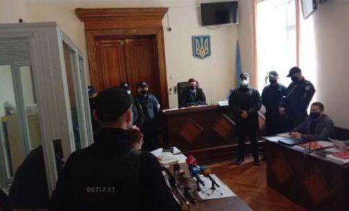 Подозреваемого в расстреле на Житомирщине взяли под стражу без права внесения залога