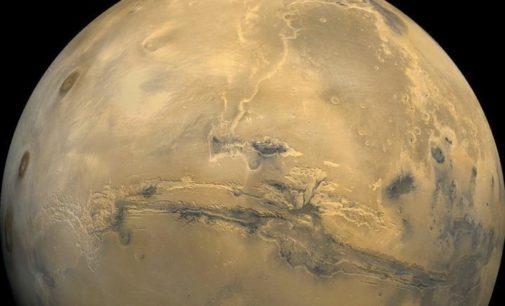 Ученые выяснили, что вода на Марсе не пригодна для жизни