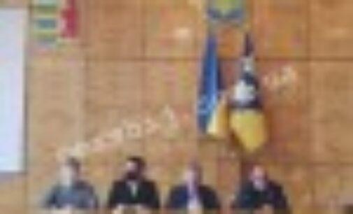 В Хусте Слуга народа объединилась с Европейской солидарностью после избрания нового главы райсовета
